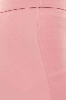 KRAUS - Shocking PinkTrousers & Pants - 4
