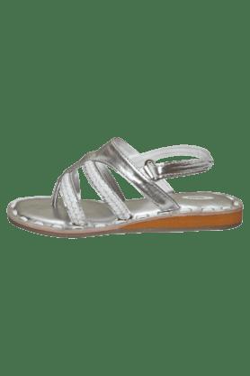 Girls Casual Velcro Closure Sandal