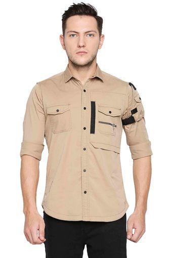 KILLER -  KhakiCasual Shirts - Main