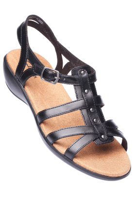 CLARKSWomens Casual Wedges Sandal
