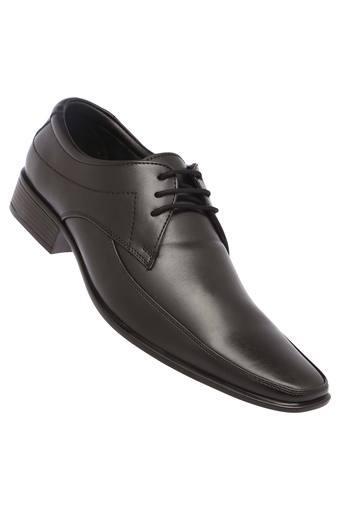 VENTURINI -  BlackFormal Shoes - Main