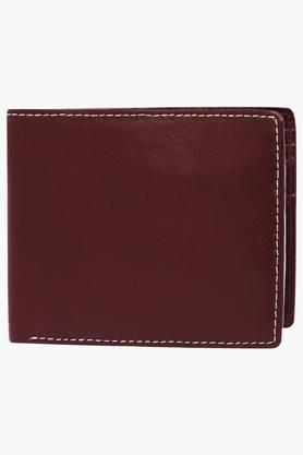 VETTORIO FRATINIMens Leather 1 Fold Wallet - 202223368
