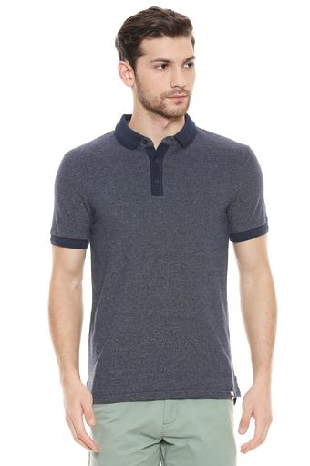 CELIO -  Dusty BlueT-shirts - Main