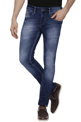 LIFE Mens Slim Fit Denims