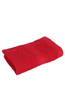 IVY - Red Hand & Face Towel - Main