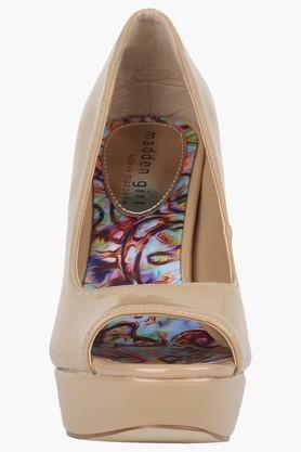 Womens Casual Slipon Peep Toes