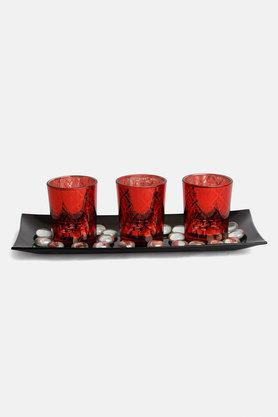 IVY - RedCandle Holders - 1