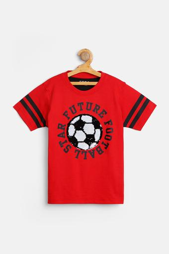 STOP -  RedT-Shirts - Main