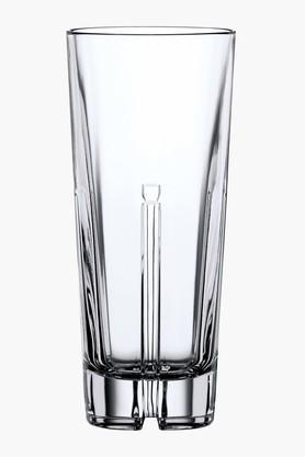 Crystal Long Drink Tumbler- 366ml Set Of 6