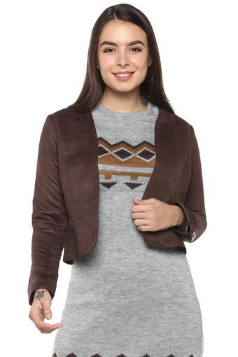 STOP -  Brown Formal Jackets - Main