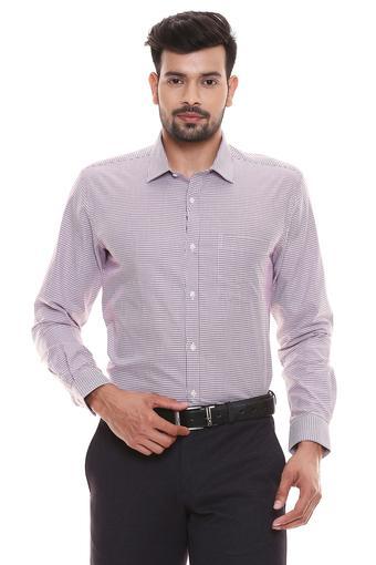 PARK AVENUE -  VioletFormal Shirts - Main