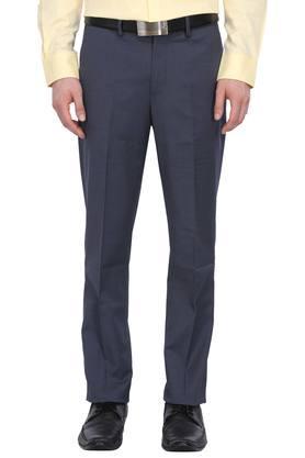 Mens 4 Pocket Stripe Formal Trousers
