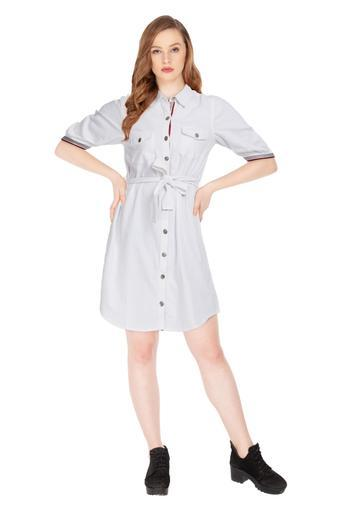LIFE -  WhitePvt Women Western Buy 1 & Get 2nd At 20% Off  - Main