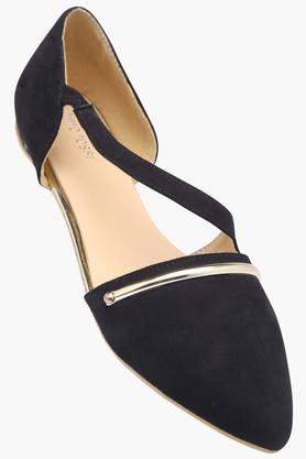 VENTURINIWomens Casual Slipon Flat Shoes