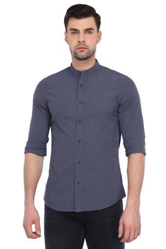 CALVIN KLEIN JEANS -  NavyShirts - Main