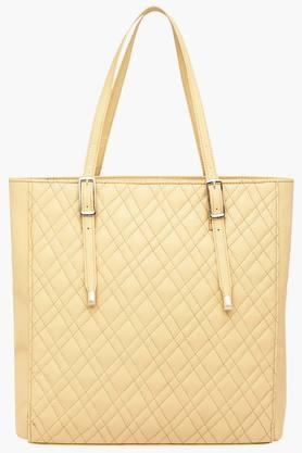 SATYA PAUL Womens Zipper Closure Tote Handbag - 201757256