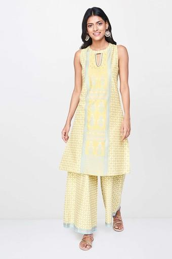GLOBAL DESI -  Yellow Global Desi - Buy 2 Merchandise and get Rs 500 Off - Main