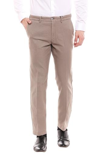 TOMMY HILFIGER -  Light BrownCargos & Trousers - Main
