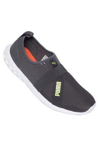 PUMA -  Grey Sports Shoes - Main