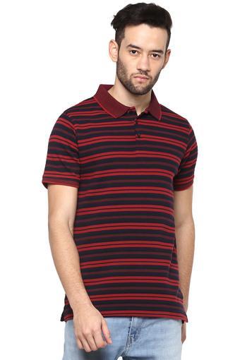 B480 -  MaroonT-Shirts & Polos - Main