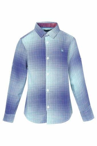 UNITED COLORS OF BENETTON -  BlueTopwear - Main