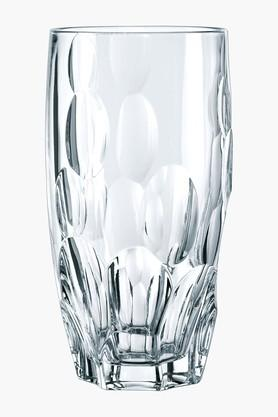 NACHTMANN Crystal Long Drink Glass- 385 Ml Set Of 4