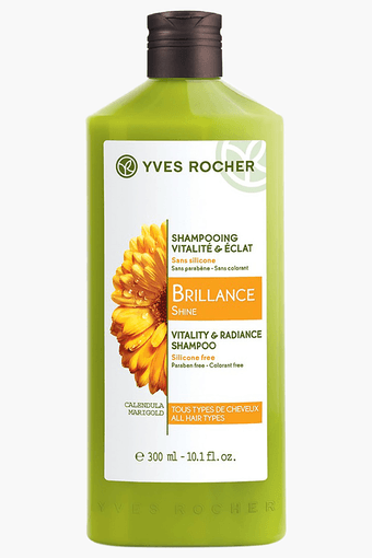 Shine Vitality & Radiance Marigold Shampoo 300Ml