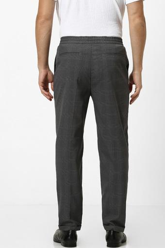 CELIO -  BlueCasual Trousers - Main