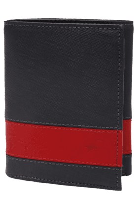 FASTRACK Mens Leather Wallet