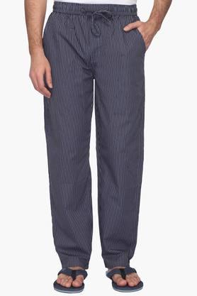 Mens Striped Linen Pyjama