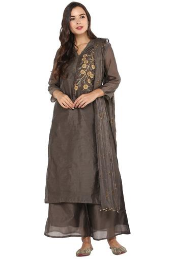HAUTE CURRY -  BrownEthnic Sets - Main