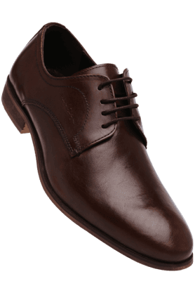 RED TAPE Mens Leather Lace Up Formal Shoe