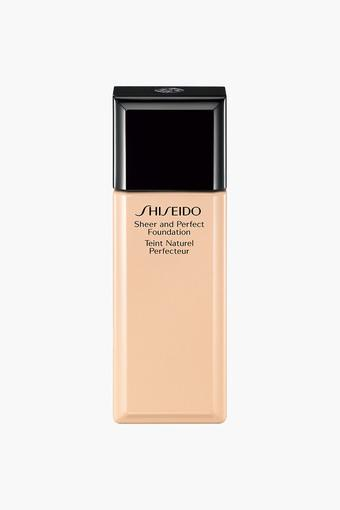 Sheer And Perfect Foundation Spf 15