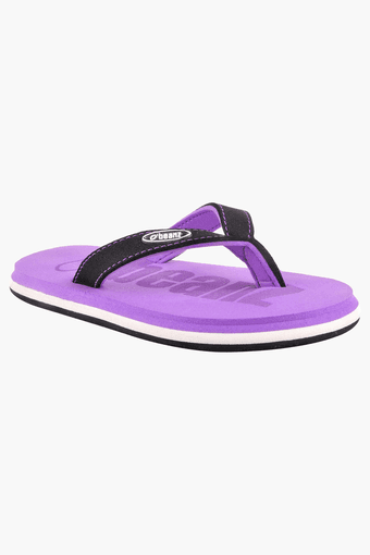 BEANZ -  Purple Flip Flops - Main