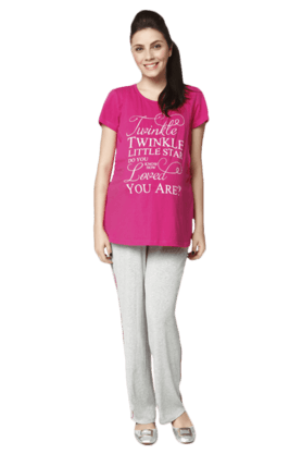 NINE MATERNITY Maternity Nursing Lounge Wear Set