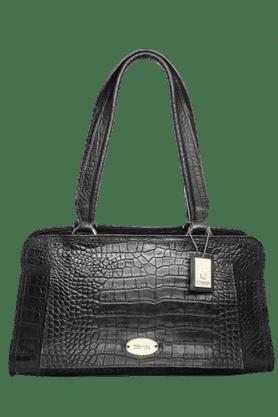 Womens Orsay Zipper Closure Shoulder Bag