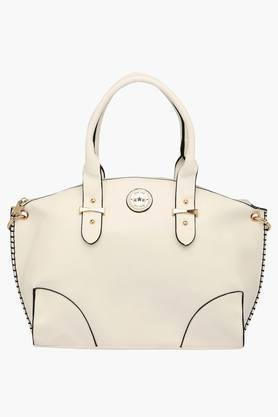 RS BY ROCKY STAR Womens Zipper Closure Satchel