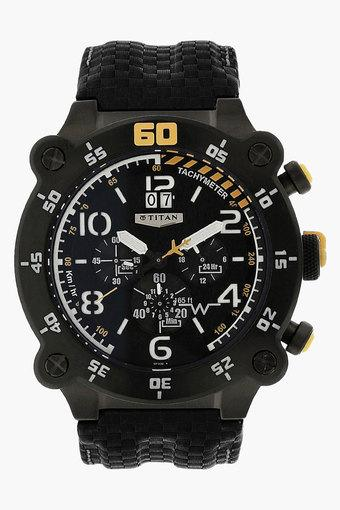 e8f51552bf7a Buy TITAN Mens Thunderbolt from Squadron Limited Edition Watch ...