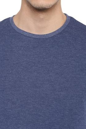 STOP - Blue MelangeT-Shirts & Polos - 6