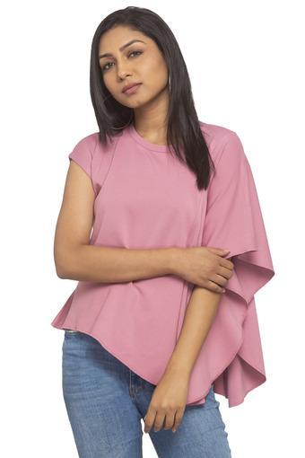 RHESON -  Dusty PinkT-Shirts - Main