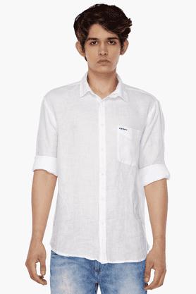Life Junior O Formal Shirts (Men's) - Mens Basic Shirt