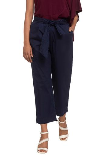 RHESON -  Blue Trousers & Pants - Main