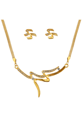 TOUCHSTONE Necklace Set - 9295998