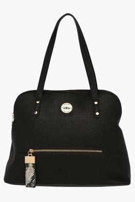 RS BY ROCKY STAR Womens Zipper Closure Satchel - 201258492