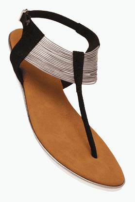 3b14c574892c X INC.5 Womens Daily Wear Slipon Flat Sandal