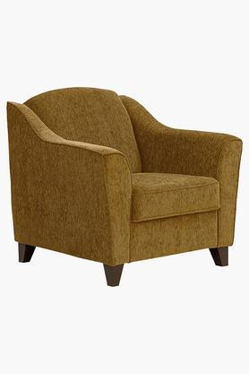 Scarlet Rust Fabric Sofa (Seater)