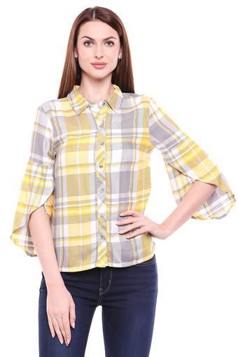 LATIN QUARTERS -  Yellow MixShirts - Main