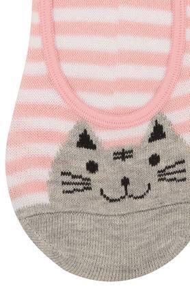 Womens Printed Knitted Socks
