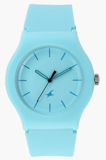Boy Analogue Silicon Watch - 9915PP53