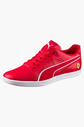 PUMA Mens Leather Lace Up Sports Shoes  ... - 202132766